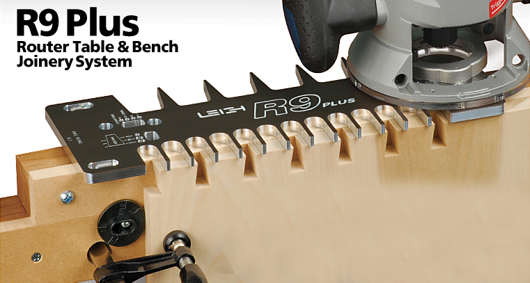 R9 Plus R9 Plus Dovetail Box Joint Jig Dovetail