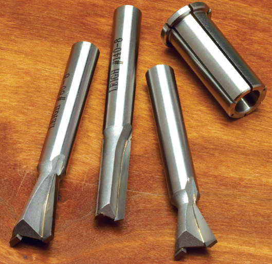 Leigh Router Bits