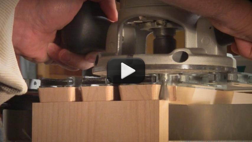 D4R Pro Videos Half-Blind Dovetails