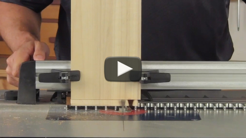 RTJ400 Half Blind Dovetails Video
